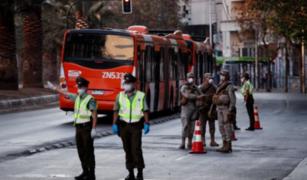 Chile aislará a toda la ciudad de Santiago por avance del coronavirus