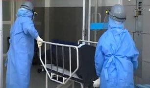 Hospital Angamos: paciente de COVID-19 que esperaba atención médica fallece
