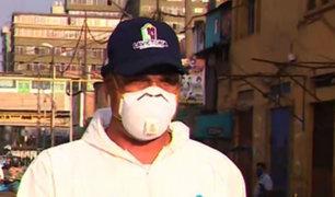 Forsyth: Gamarra puede producir equipos de protección para todo el Perú