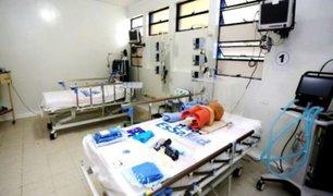 Cajamarca no registra pacientes con COVID-19 en UCI