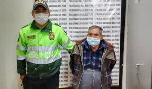 """""""Camarada Emilio"""": miembro de Sendero Luminoso fue capturado en Ayacucho"""
