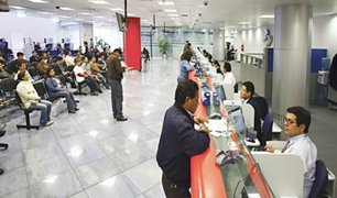 Conoce cuáles fueron los bancos más multados por Indecopi en el último año