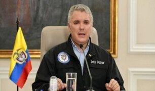 Colombia: gobierno de Iván Duque ordenó militarizar frontera con Brasil