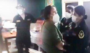 """Detienen a comisario de """"Canto Rey"""" realizando fiesta junto a otros agentes policiales"""