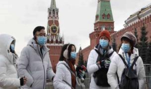Rusia superó 250 mil casos de coronavirus con casi 10 mil pacientes nuevos en un día