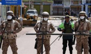 Coronavirus: 82 policías y 7 miembros de las FFAA han muerto por COVID-19