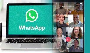 WhatsApp pronto permitirá hacer videollamadas en la PC