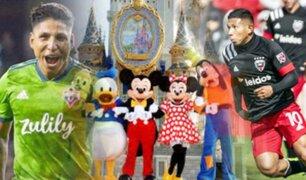 MLS: el fútbol de EEUU planea trasladarse totalmente a Disney World
