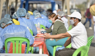 Coronavirus: 52% de casos positivos en comerciantes de mercado Plaza Villa Sur