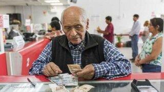 ONP: afiliados podrán solicitar el pago de sus pensiones en sus domicilios