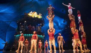 Circo del Sol: mire shows circenses desde la comodidad de su casa en esta cuarentena