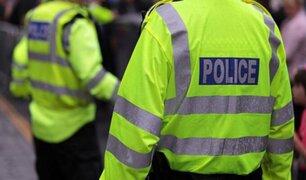 Reino Unido: autoridades hallaron torso humano dentro de maleta de pareja