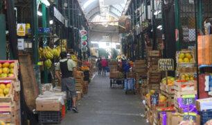 Mindef: Mercado de Frutas abrirá mañana si culminan protocolos de salud