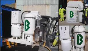 Minera Buenaventura donó planta portátil de oxígeno al Minsa