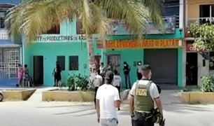Tumbes: dueños de cevicheria fueron encontrados muertos a balazos