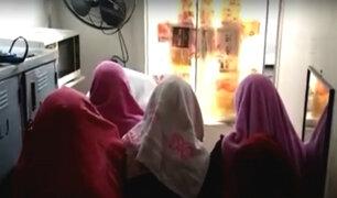 Independencia: intervienen vivienda donde ejercían prostitución en plena cuarentena