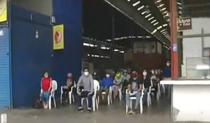 Comas: realizarán 165 pruebas rápidas a comerciantes del mercado Unicachi