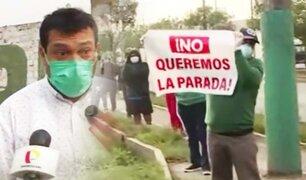 Santa Anita: vecinos y alcalde en contra de reubicación de comerciantes de La Parada en el distrito