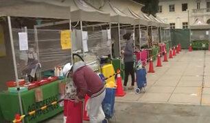 """Magdalena: mercado en puericultorio """"Pérez Aranibar"""" se perfila a ser un ejemplo"""