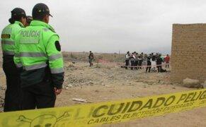 Trujillo: 2 adolescentes son asesinadas en El Porvenir durante toque de queda
