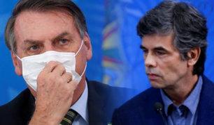 Brasil: Jair Bolsonaro pierde a segundo ministro de Salud en menos de un mes