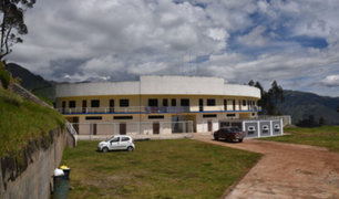 La Libertad: convierten legendaria  plaza de toros en albergue temporal
