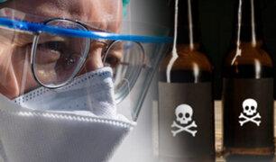 México: más de un centenar mueren por consumir alcohol adulterado