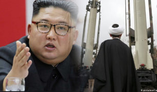 Corea del Norte habría suministrado a Irán tecnología para fabricar misiles