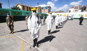 Covid-19 en el Cusco: crean grupo humanitario para levantamiento de cadáveres