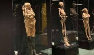 Desaparecen misteriosamente 22 momias de un museo mexicano