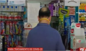 Denuncian alza de precios de Panadol y Azitromicina