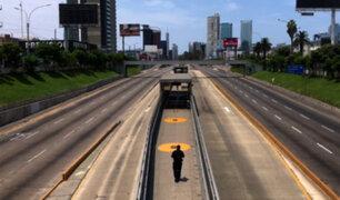 Economía Peruana cae 16.26% en Marzo por Covid-19