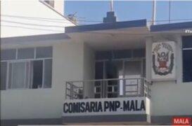 Comisaría de Mala sin policías por contagios de Covid-19