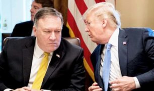Donald Trump despide al inspector que investigaba a Mike Pompeo