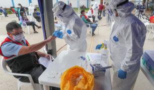 Cajamarca: 90 ronderos y comerciantes dieron negativo a prueba de COVID-19