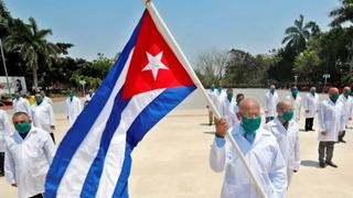 COVID-19: Perú firmará acuerdo con médicos cubanos para que apoyen regiones afectadas