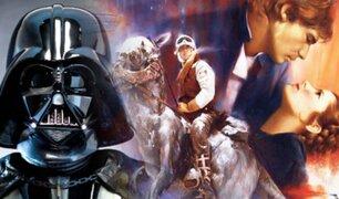 """""""El Imperio Contraataca"""":  la oscura cinta de """"Star Wars"""" cumple 40 años"""