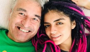 Los Prisioneros: Jorge González presentó a su joven novia y causó revuelo en Chile