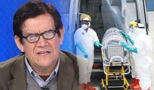 Seis doctores renunciaron al Comité de expertos COVID-19