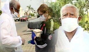 Día a día con la muerte: la dura tarea de un trabajador de funeraria en tiempos de pandemia
