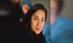 Piden ayuda para encontrar a mujer desaparecida hace 5 días en Santa Anita
