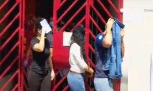 Intervienen hotel-discoteca que funcionaba como prostíbulo en Lince