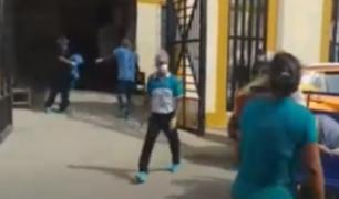 Tumbes: mujer murió en puerta de centro de salud