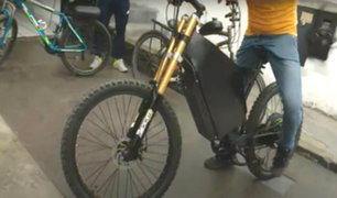 Estado de emergencia: aumenta venta de bicicletas en cuarentena