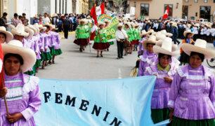 Coronavirus: declaran a los ronderos de Cajamarca como héroes de la lucha