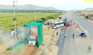 La Libertad: instalarán pórticos de desinfección vehiculares para frenar avance del COVID-19