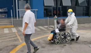 Hospital Almenara atendió a más 4 mil pacientes Covid-19 durante la emergencia