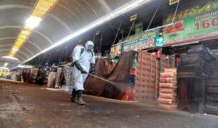 La Victoria: Mercado Mayorista de Frutas aún no abriría este viernes 22 de mayo