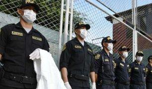 Ucayali: dieron positivo al nuevo coronavirus 71 de los 100 policías que iban a ser enviados a Iquitos