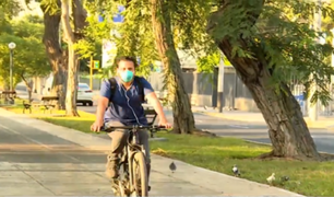 Coronavirus en Perú: 38% optará por movilizarse en bicicleta post cuarentena